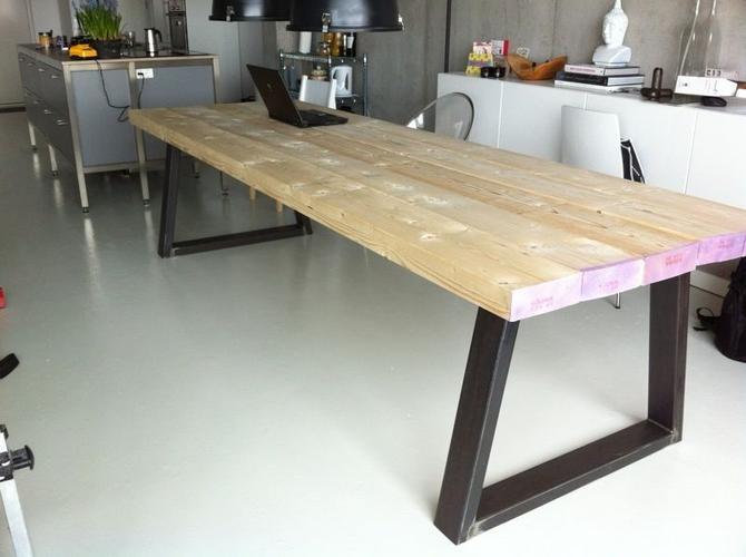 Tafel Onderstel Maken : Onderstel tafel maken beautiful onderstel tafel maken with