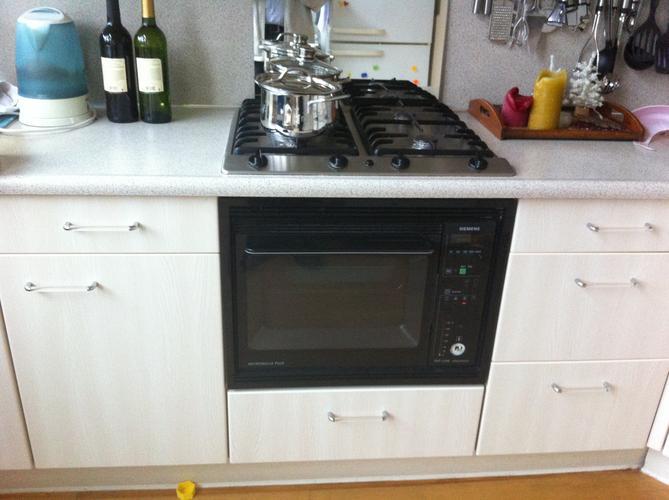Vervangen Kookplaat En Oven Door Ikea Kookplaat En Grotere