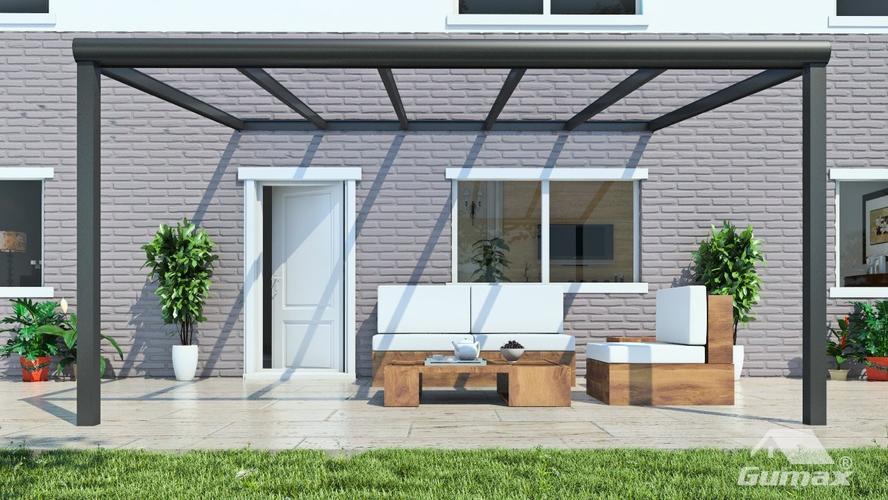 plaatsing terrasoverkapping (tuinmaximaal) - werkspot