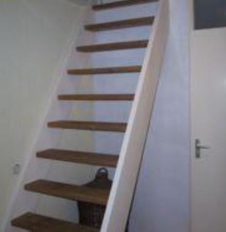 vaste zoldertrap maken en gat vlizotrap trap dicht maken