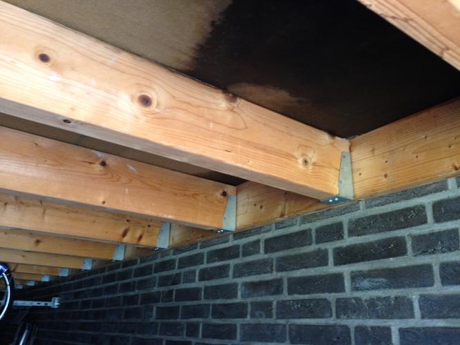 Dak Garage Vervangen : Lekkage plat dak garage werkspot