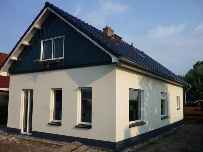 Buiten gevels pleisteren stucen ong 55m werkspot - Buitenkant thuis ...