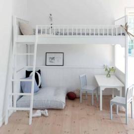 Bed Voor Kinderkamer.Loft Bed Kinderkamer Maken Werkspot