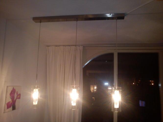 Bekend Hanglamp verplaatsen - Werkspot FG48