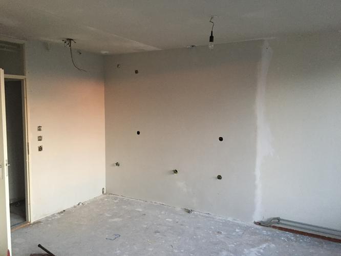 Stopcontacten In Keuken : Stopcontacten keuken en dimmers woonkamer gang en slaapkamer