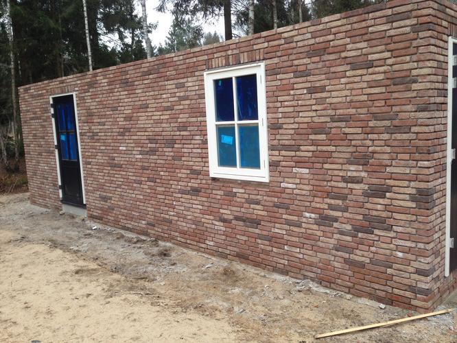 Stenen Garage Bouwen : Serre plus garage bijbouwen van een nog te bouwen huis werkspot