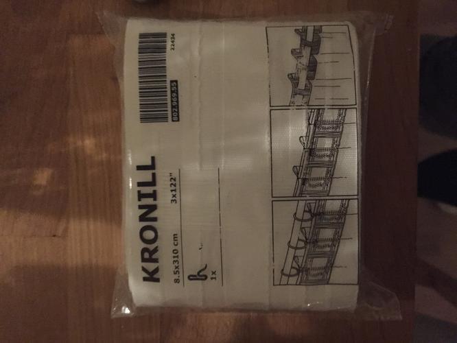 6 Gordijnen Ikea Van B 145cm Innemen En Band Voor Haken Plaatsen