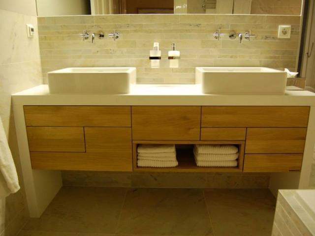 Badkamermeubel 150 breed x 80 hoog x 50 diep werkspot