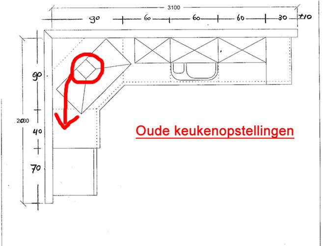 Aansluiting afzuigkap verplaatsen + plafond u0026 koof stuccen - Werkspot