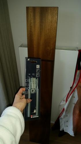 Houten Plank Blind Ophangen.Blind 2 Houten Planken Ophangen Werkspot