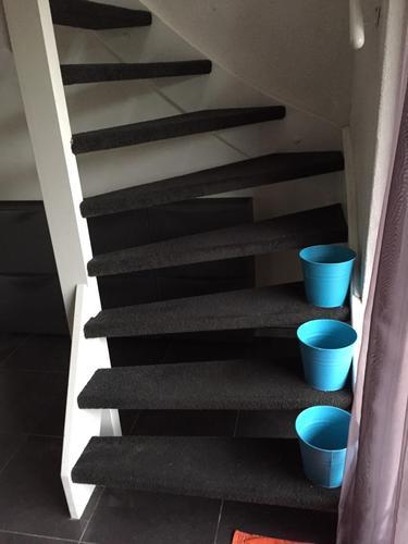 Vaak Traprenovatie open trap, eventueel naar een dichte trap. - Werkspot &CN94
