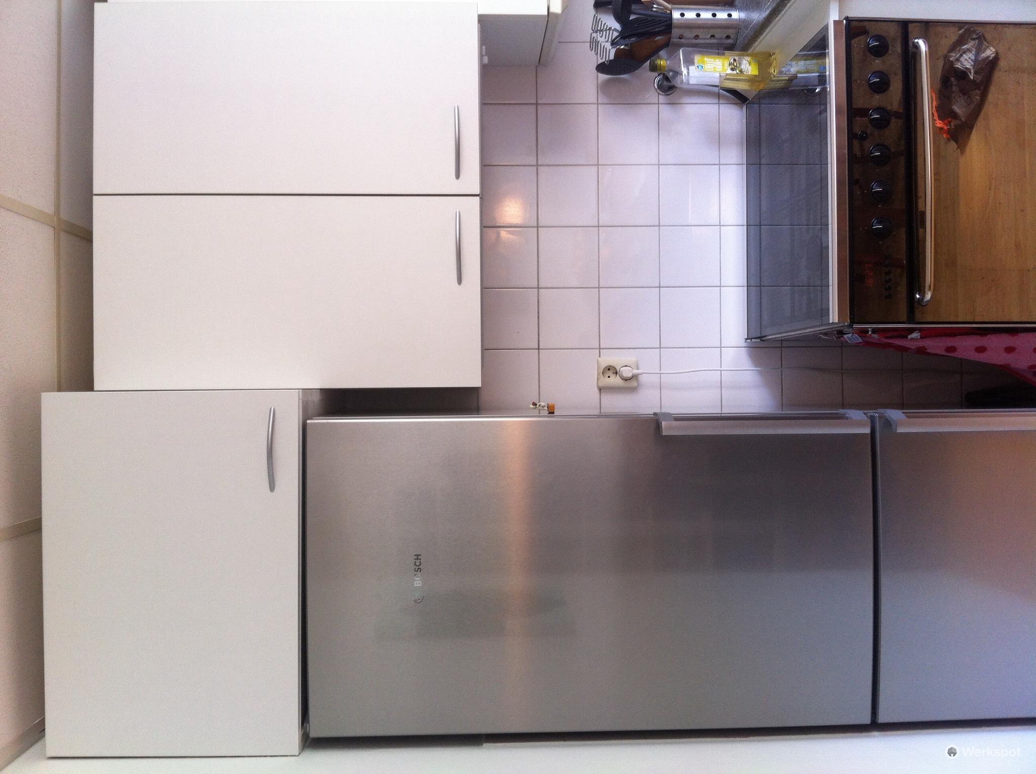 Extra Werkblad Keuken : Moderne keukens van der stad keukens tegels badkamers
