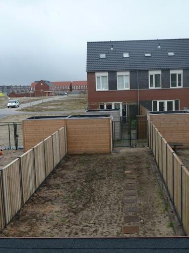 tuin aanleggen bij nieuwbouw huis werkspot