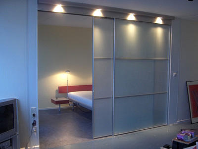 Plaatsen (af)scheidingswand slaapkamer - Werkspot