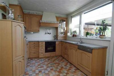 Eiken Keukenkast Verven : Zelf keuken verven