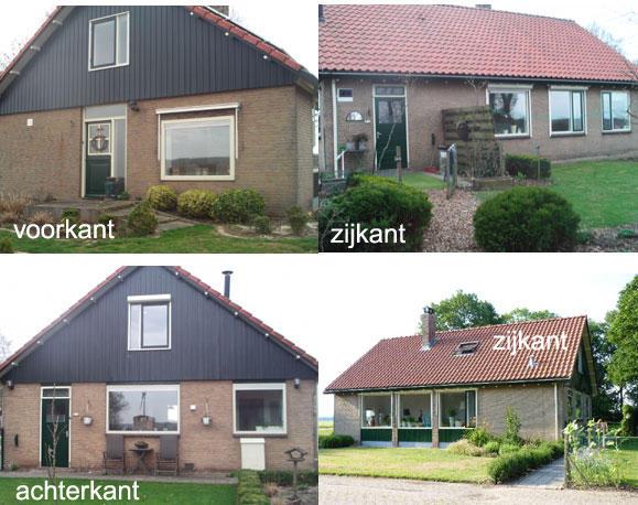 Woning stucen aan de buitenkant werkspot - Buitenkant thuis ...