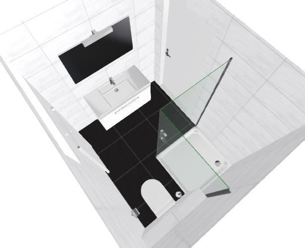 Renovatie badkamer 2,27 x 1,87 meter - Werkspot