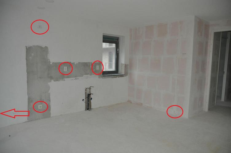Stopcontacten In Keuken : Stopcontacten verplaatsen ivm keuken werkspot