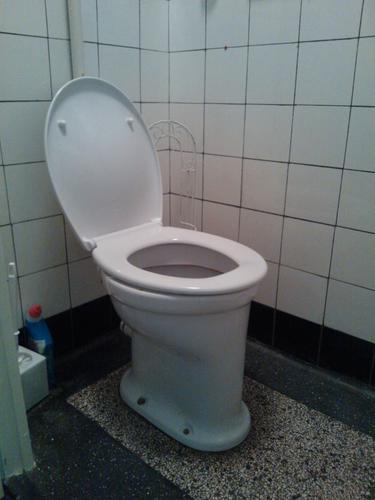 Staand Toilet Vervangen.Toilet Vervangen Jaren 30 Woning Met Behoud Van Granito
