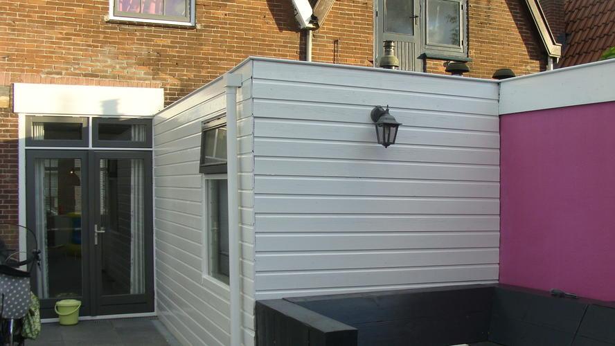Tekening Badkamer Maken : Isoleren en tochtvrij maken aanbouw badkamer werkspot