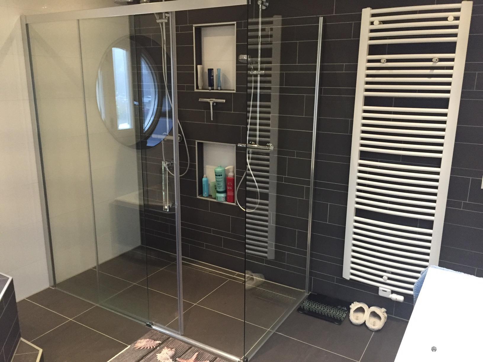 Badkamer bouwen + muren verplaatsen (slopen wordt gedaan) - Werkspot
