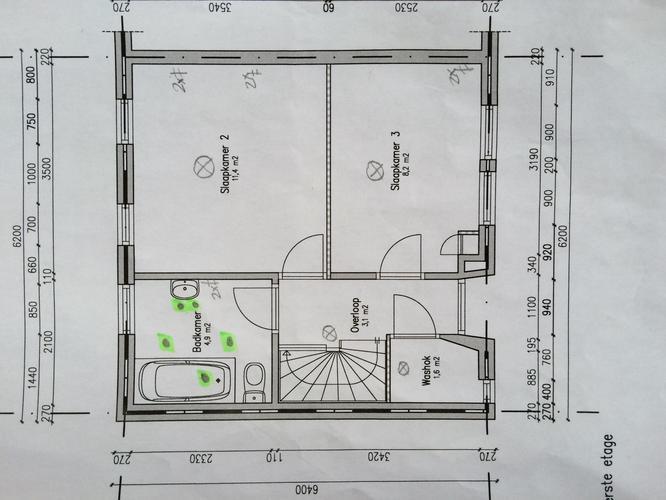 Afmeting Toilet Badkamer : Afmeting wc excellent minimum afmeting m with afmetingen