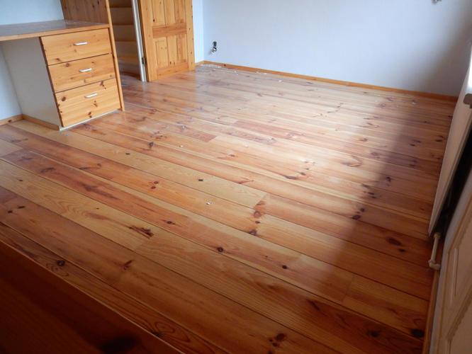 Houten vloeren houten trap schuren en lakken beitsen werkspot