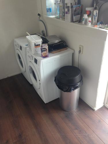 Ombouw Wasmachine Droger Met Ikea Panelen Werkspot