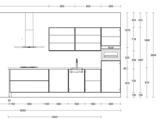 rechte keuken plaatsen zonder apparatuur werkspot. Black Bedroom Furniture Sets. Home Design Ideas