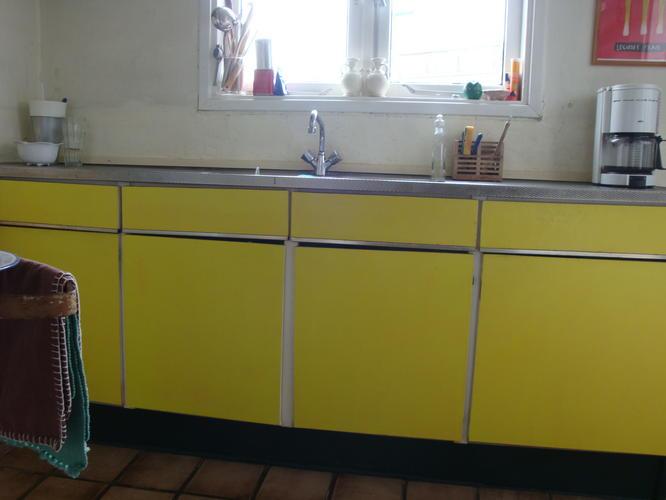 Simpele keuken van multiplex werkspot for Simpele keuken