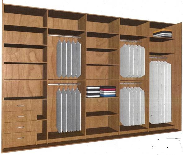 inbouwkast slaapkamer - werkspot, Deco ideeën