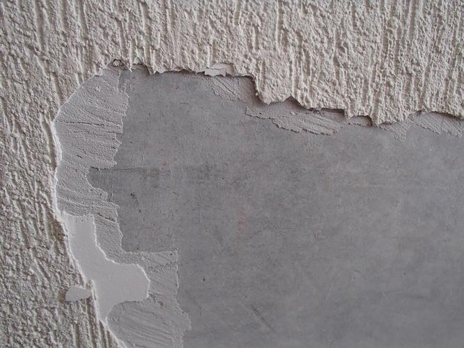 Super Verwijderen van oud stucwerk op woonkamer wand - Werkspot HE12