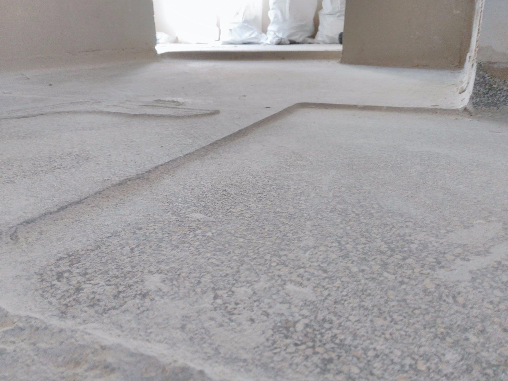 Top Oude granieten douche vloer verwijderen - Werkspot MA57