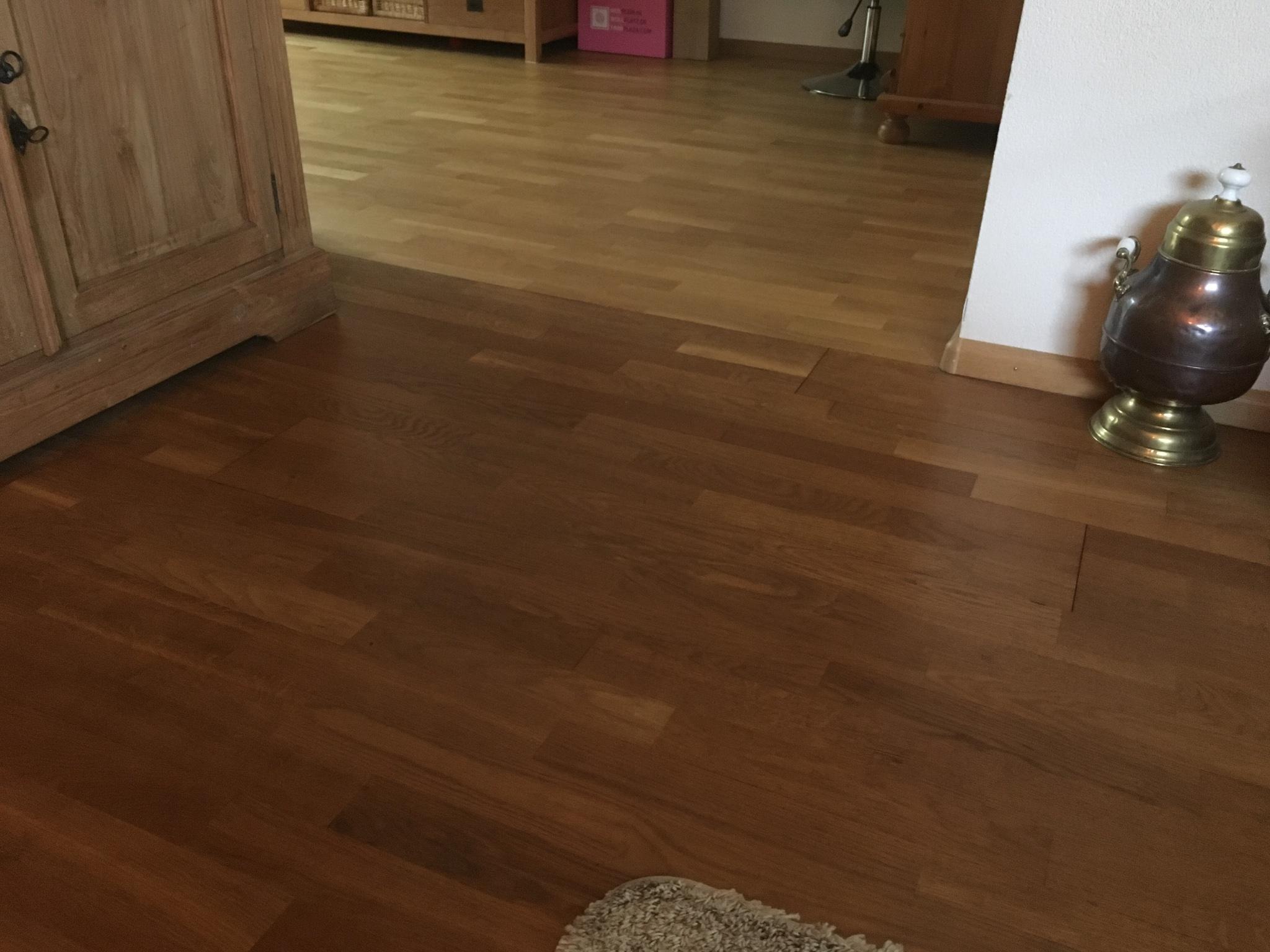 Houten vloer lichter maken werkspot