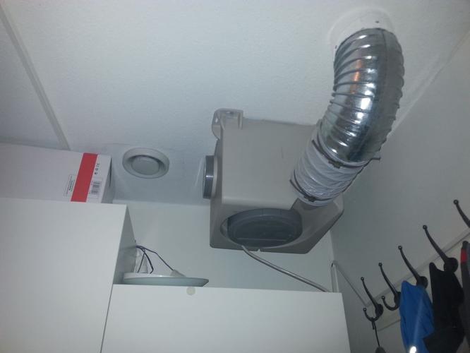 Schoonmaken ventilatie kanalen en installeren nieuwe MV unit - Werkspot