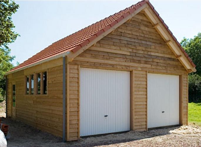 Dubbele garage  Loods bouwen van 13 X 7 meter   Werkspot