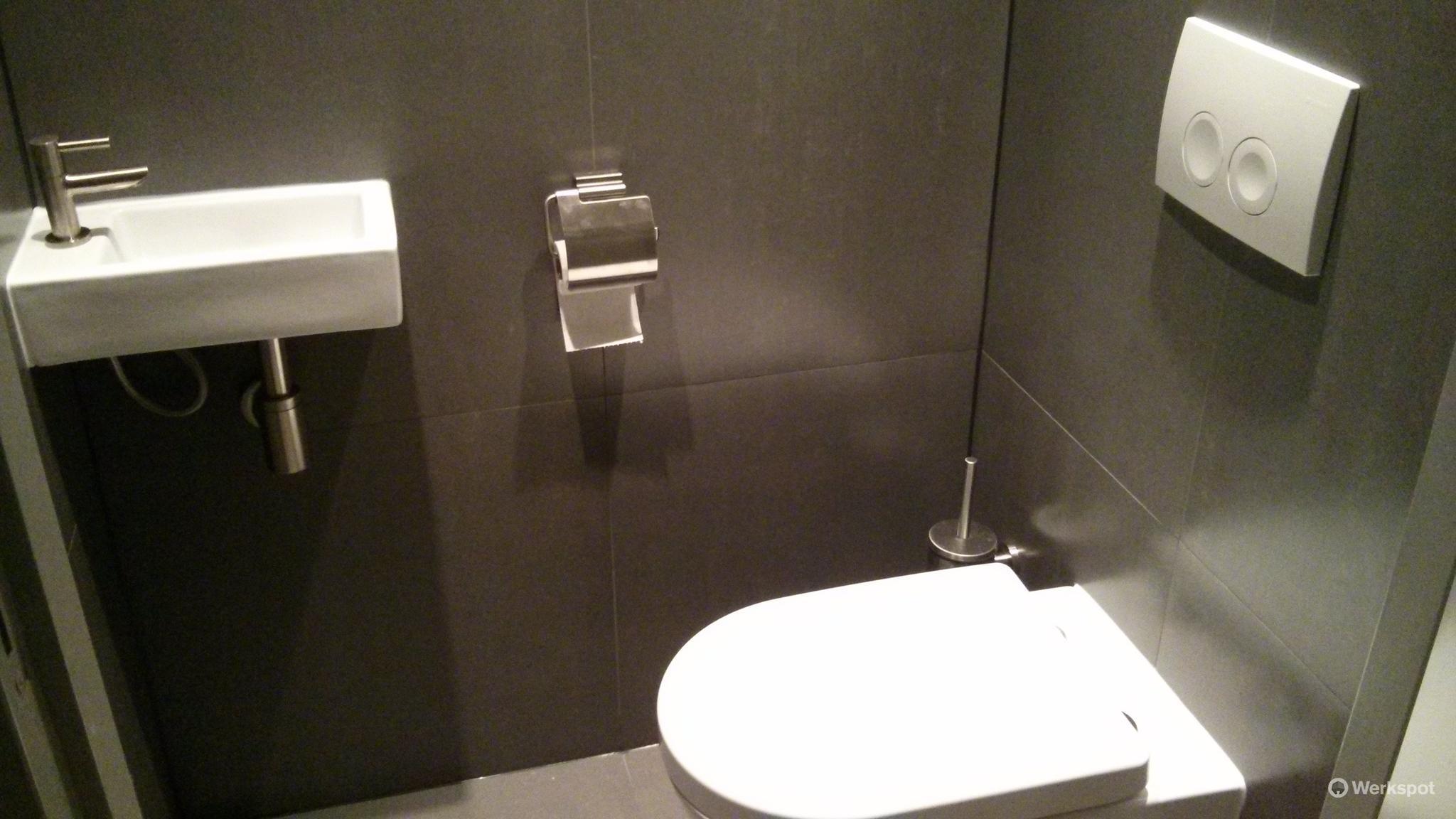 herinrichting badkamer en wc-ruimte - werkspot, Badkamer