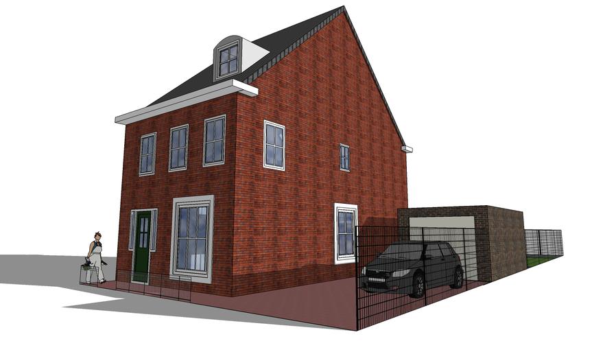 Garage Bouwen Kostprijs : Vrijstaande garage bouwen naast woning werkspot