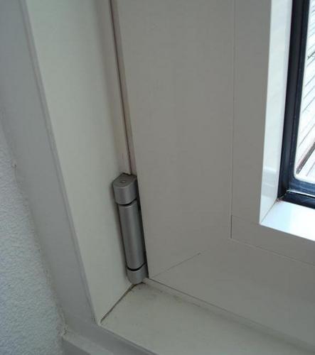 Super 3 alluminium deuren ombouwen van draai naar draaikiep deuren EW04