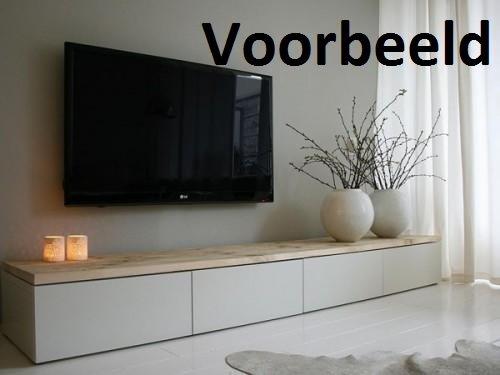 Aanleggen Tv Kabelgoot Sleuf In De Muur Voor Wegwerken Kabels