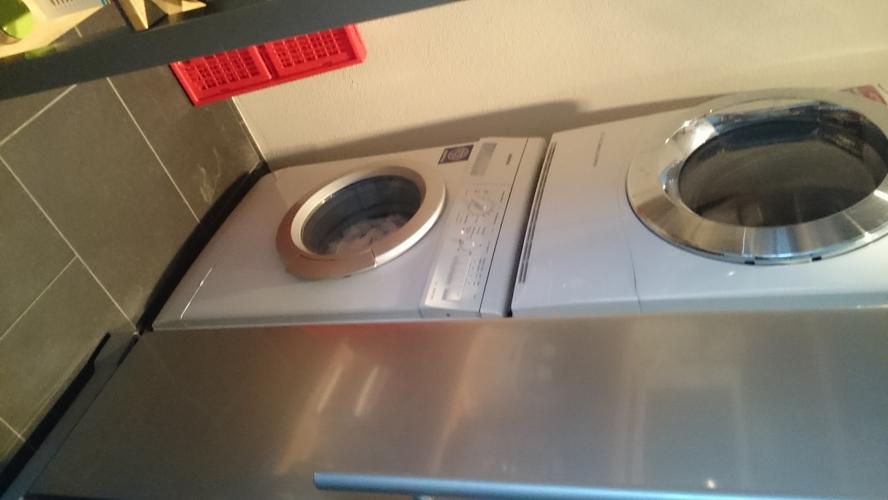 Geluidsdichte Kast Wasmachine Werkspot