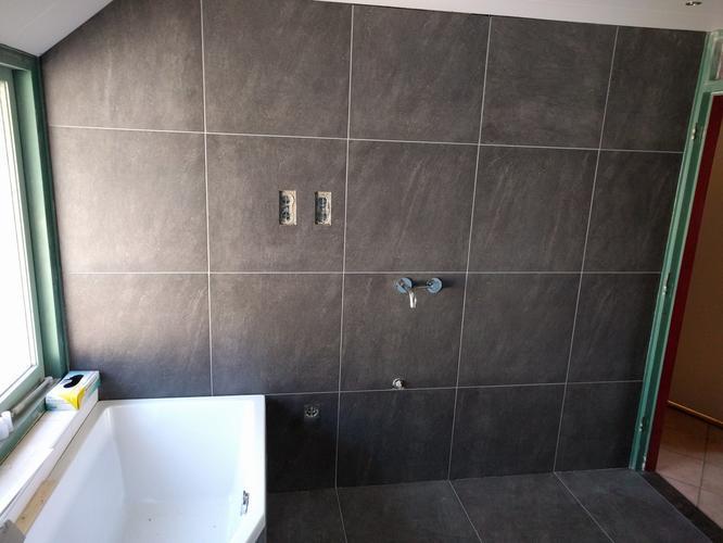 Badkamer afkitten - Werkspot
