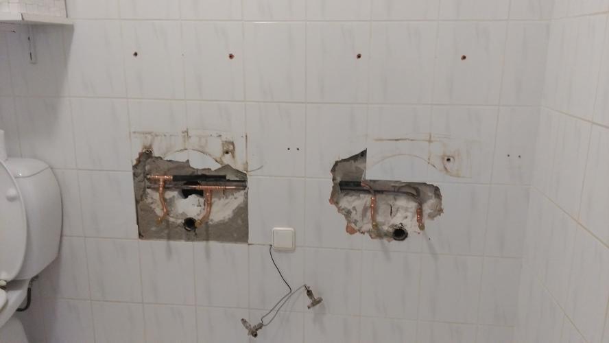 Tegels Badkamer Repareren : Tegels badkamer repareren werkspot