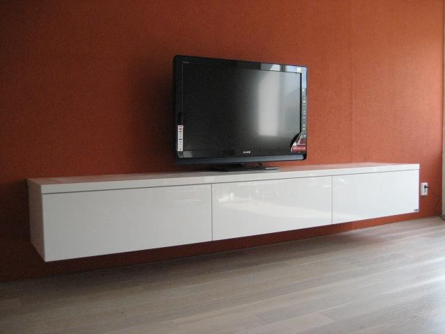 tv meubel zwevend ikea interieur meubilair idee n. Black Bedroom Furniture Sets. Home Design Ideas