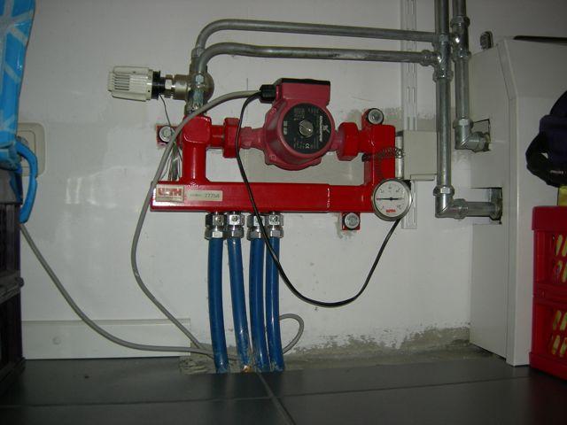 Vervangen Thermostaatkraan Vloerverwarming Werkspot