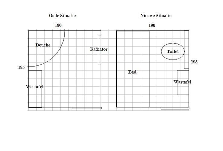 Klusjesman gezocht verbouwing badkamer 1.90 x 1.95 m - Werkspot