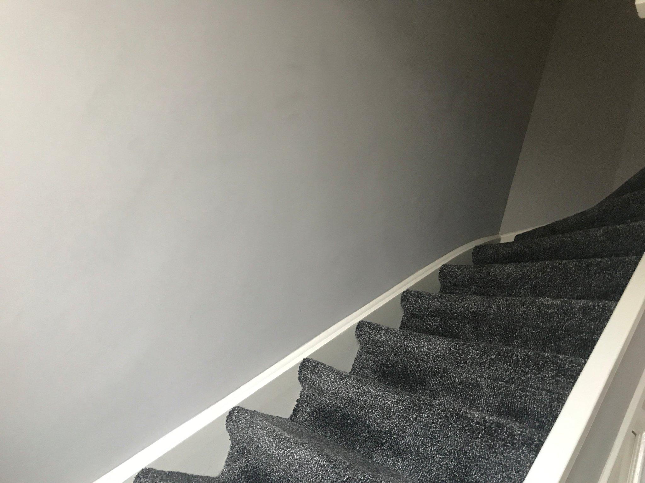Smetplank trapleuning maken en monteren werkspot for Vlizotrap monteren