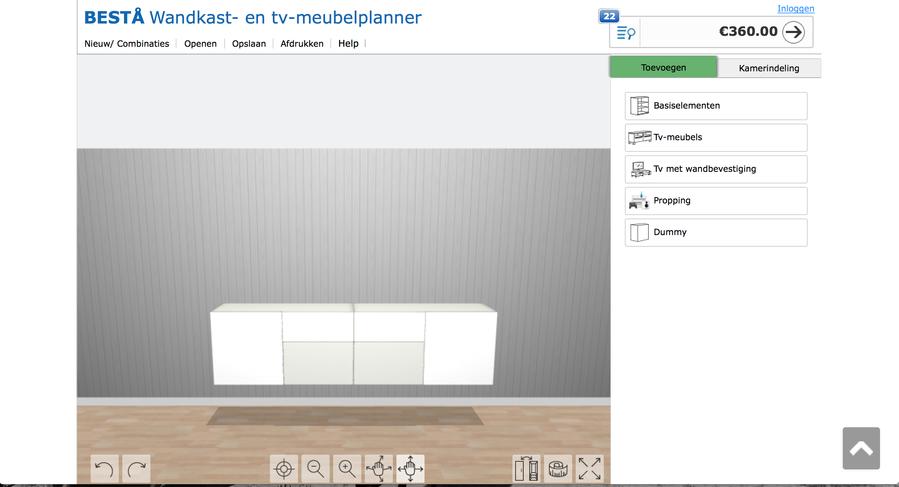 Zwevende Wandkast Ikea.Ikea Besta Kast Monteren En Zwevend Ophangen Aan De Muur Werkspot