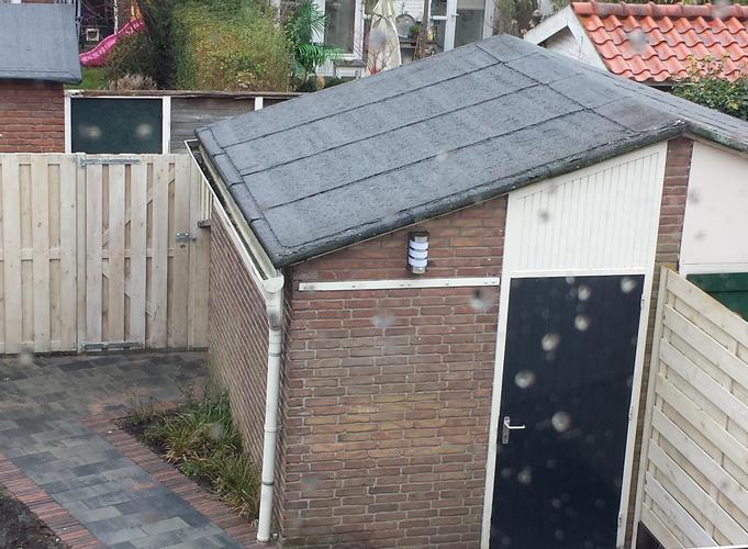 Dakbedekking Schuur Vervangen : Vervanging bitumen schuin dak schuur circa meter werkspot