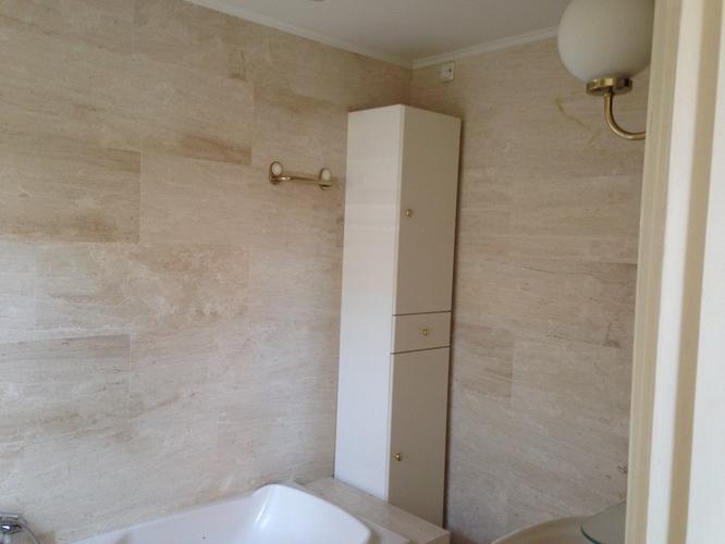 Tadelakt In Badkamer : Tadelakt en leem in badkamer bouwenwonen